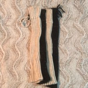 Leg warmers/boot toppers